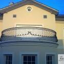 Balustrada zewnętrzna BZ-13